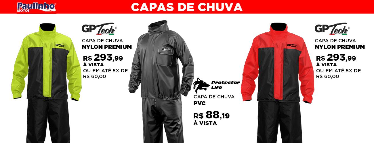 Banner Home Principal   Capas de Chuva