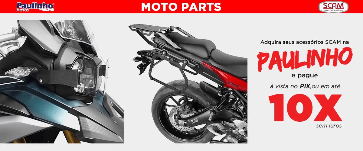 Banner Home Principal | SCAM Moto Parts
