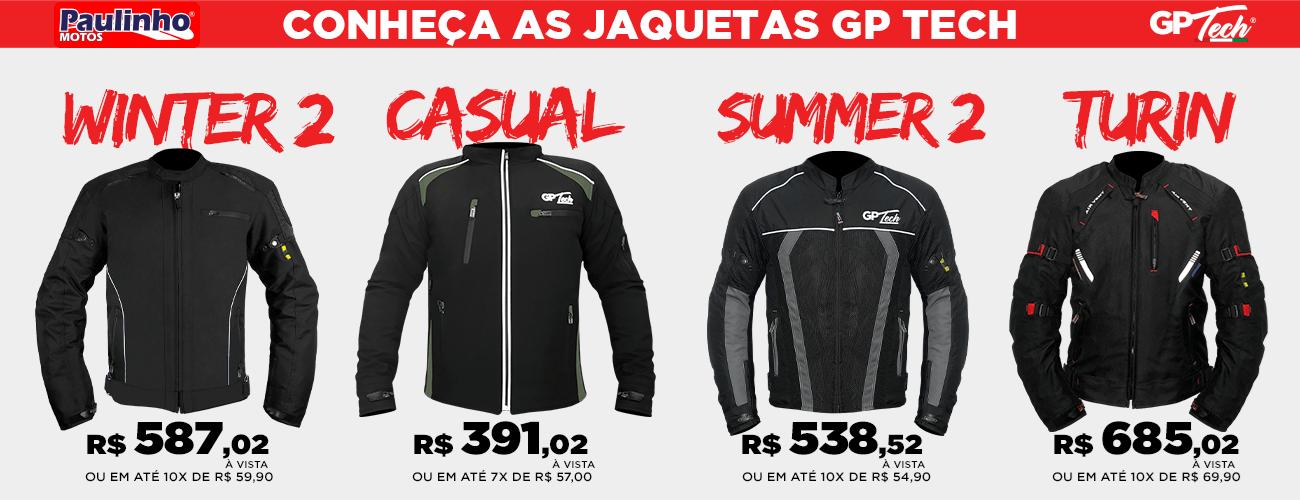 Banner Home Principal | GP Tech Jaquetas Gerais