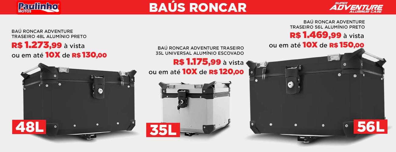 Banner Home Principal   Baús Roncar Variados