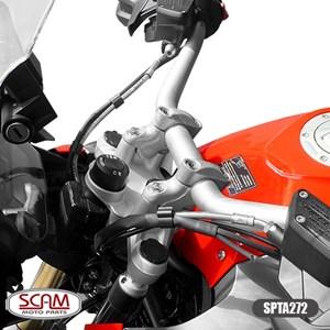 ADAPTADOR GUIDAO SCAM FIXO 32 / 32 BMW GS1200 2014 PRATA