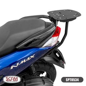 BAGAGEIRO NMAX 160 2021- SCAM PRETO