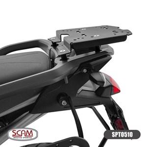 BAGAGEIRO TIGER 900 2020- (SCAM) PRETO