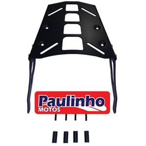 BAGAGEIRO TRIUMPH TIGER 800 XC / ABS CHAPA  CHAPAM PRETO ATÉ 2016