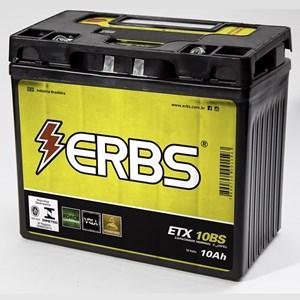 BATERIA ERBS ETX10BS (YTX12LBS / YTX14BS / YTX14HBS / YTX14LBS) SHADOW 750 2001-13 CB 1300 / MIDNIGHT 950 2009-12 / HONDA XL700 TRANSALP