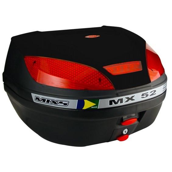 BAU MIXS MX 52 TAMPA PRETA (52001) TRASEIRO