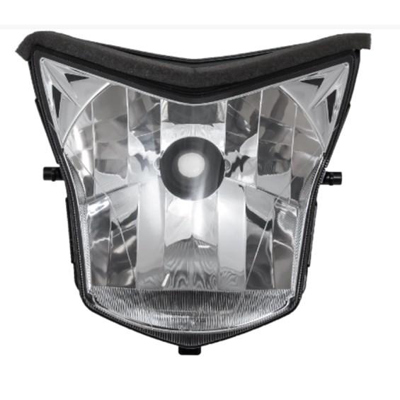 BLOCO OPTICO BROS 150 2013 S/ LAMPADA (SCUD) 10210015