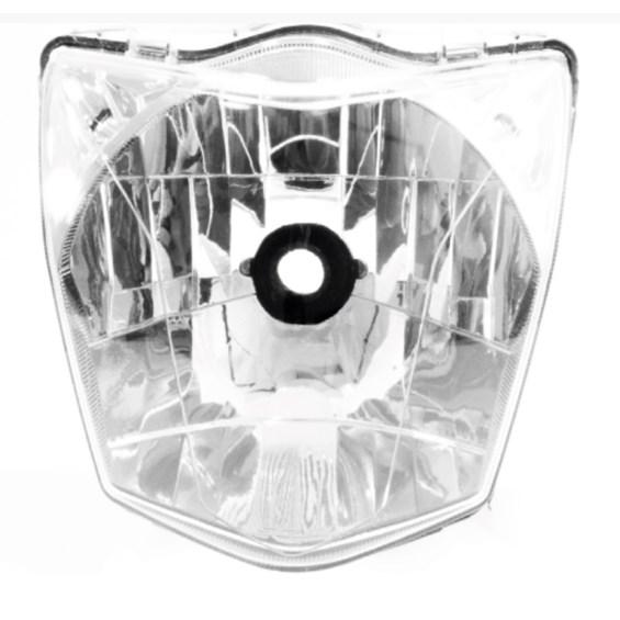 BLOCO OPTICO TITAN 150 2014 S/ LAMPADA (SCUD) 10210016