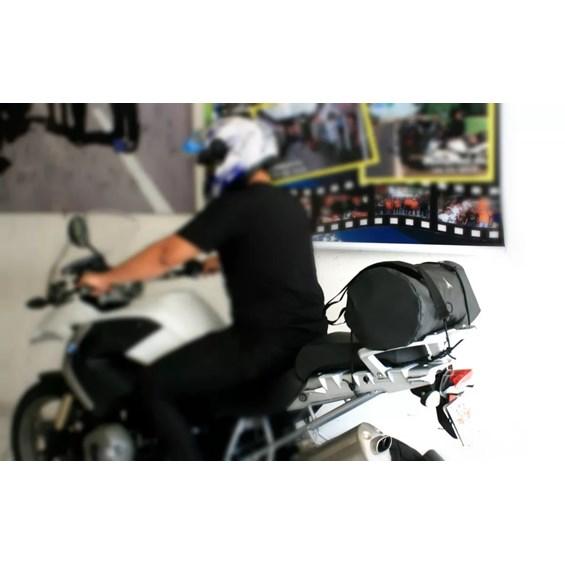 BOLSA BAG 26L 100% IMPERMEAVEL MAX RACING (REDONDA)