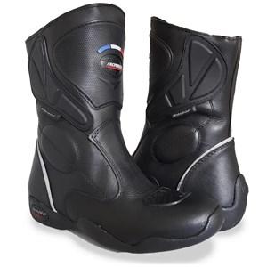 Bota Feminina Mondeo Impermeavel Leather DRY EVO 3 Couro