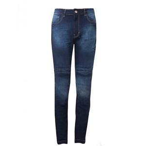 Calça Kustom ART 010 com Proteção Jeans Lavado