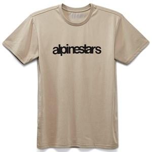 Camiseta Alpinestars Heritage WORD Premium