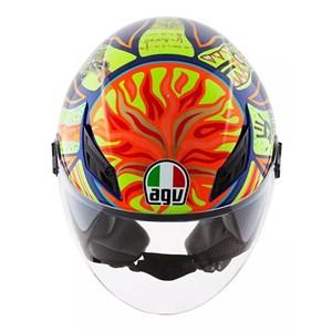 Capacete AGV Blade Five Continents Valentino Rossi