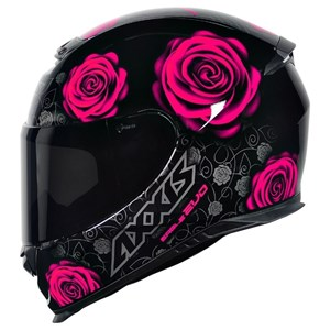 Capacete AXXIS Eagle Flowers NEW
