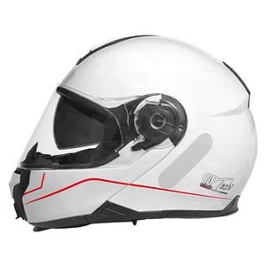 Capacete GP TECH A118 SV Road Articulado Robocop