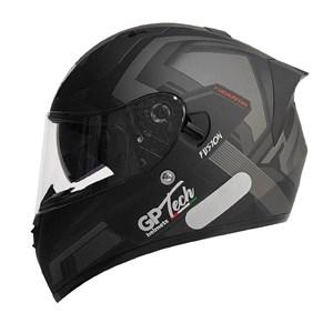 Capacete GP TECH V128 Fusion SV Fosco