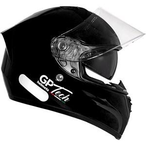 Capacete GP TECH V128 Monocolor SV Viseira Solar