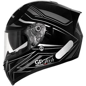 Capacete GP TECH V128 Ride SV Viseira Solar