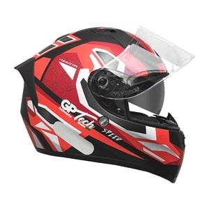 Capacete GP TECH V128 Speed SV Fosco