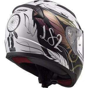 Capacete LS2 FF353 Rapid Boho