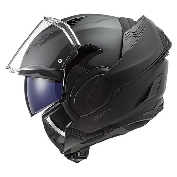 Capacete LS2 FF900 Valiant II Noir Fosco