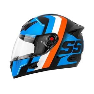 Capacete MIXS MX5 Super Speed Fosco