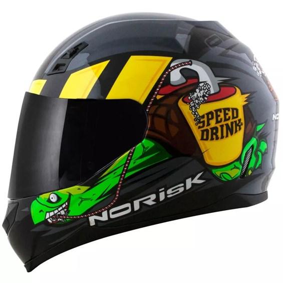 Capacete Norisk FF391 Speed DRINK