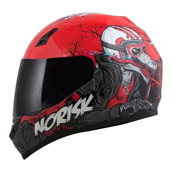 Capacete Norisk FF391 WOLF