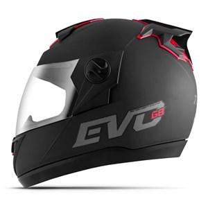 Capacete PRO TORK Evolution G8 EVO Fosco