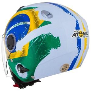 Capacete PRO TORK NEW Atomic SV Brasil