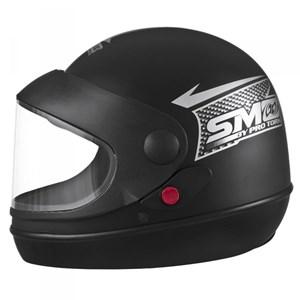 Capacete PRO TORK SM SPORT Moto Fosco