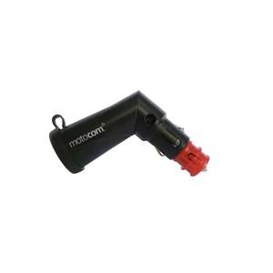 CARREGADOR SMARTPHONE CELULAR DUPLO USB BMW / TRIUMPH MOTOCOM MT102