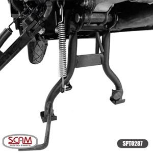 CAVALETE CENTRAL CB 500X 2013-19 PRETO (SCAM)