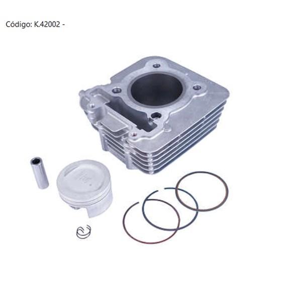 CILINDRO MOTOR COMPLETO FAZER 250 / LANDER / TENERE 06/16 (MAGNETI MARELLI) K42002