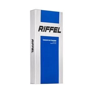 CORRENTE COMANDO RIFFEL SUZUKI YES 125/ CBX 150/ NX 150/ BROS 150 -05 ( 404SV X 100L )