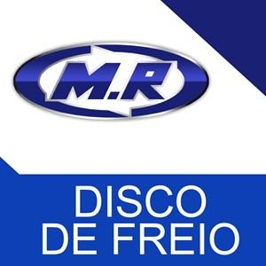 DISCO FREIO TRASEIRO KAWASAKI ER 6N / VERSYS 650 KLE (MR DISCOS)