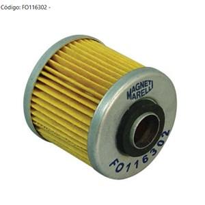 FILTRO OLEO MAGNETI MARELLI TENERE 600/ VIRAGO 250 / 535 / 750 / DRAG STAR / XT 600 FO116302