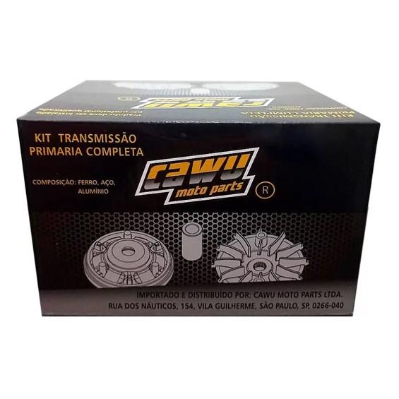 KIT POLIA TRANSMISSAO CVT PCX 150 2014-15 (CAWU)