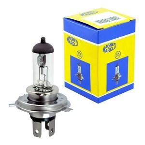 LAMPADA FAROL MAGNETI MARELLI H4 35/35W TITAN / MAX 125 / YBR / TWISTER / FAZER 150/250 ATE 2010