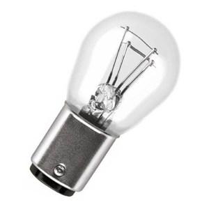 LAMPADA LANTERNA MAGNETI MARELLI 12V 21/5W CG / TITAN 150 / 2000 / BIZ / CB 500 / TWISTER / NX 150 /200 /350