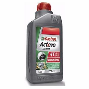 OLEO CASTROL ACTEVO EXTRA 4T 10W30 1 LITRO