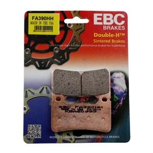 PASTILHA FREIO EBC FA390HH CBR 600RR 05/15 (D) CB 1000 RR 04/15 (D) CBR 1000 RR 04/15 (D)