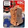 PASTILHA FREIO EBC FA640HH HARLEY DAVIDSON XL883 / XL1200 14-17 (D)