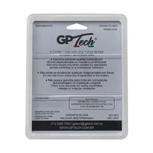 PASTILHA FREIO GP TECH 0090KC (D) NMAX 160