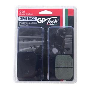PASTILHA FREIO GP TECH 0550KC (D) CB400 I / CB 400 II / CB450 TR / DX - 83 / CBR 450SR