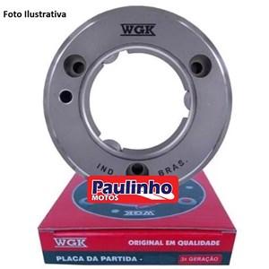 PLACA PARTIDA CBX 200/ NX 200/ XR 200/ TITAN 125 KSE/ TITAN 150 ES/ BIZ 125/ TWISTER/ TORNADO/ CRF 230 (WGK) 1010931