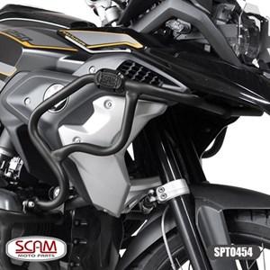 PROTETOR MOTOR E CARENAGEM SCAM BMW R 1250GS 2019- PRETO