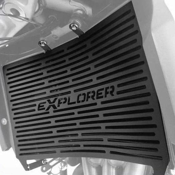 PROTETOR RADIADOR SCAM TRIUMPH TIGER 1200 EXPLORER 2012-