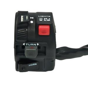 PUNHO LUZ TITAN 125 95-99 ESQUERDO (SCUD) 10110017