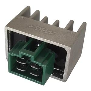 REGULADOR RETIFICADOR YBR 125 / CRYPTON / XTZ 125 / FACTOR -2013 (MAGNETRON 90271620)